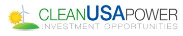 Clean USA Power Logo